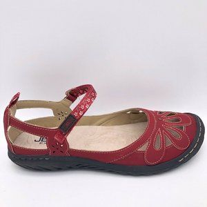 Jbu By Jambu Wildflower Encore Mary Jane Shoe 9.5